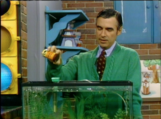 Fred The Fish Mister Rogers Neighborhood