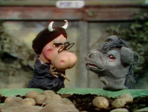 Donkey Hodie Mister Rogers Neighborhood
