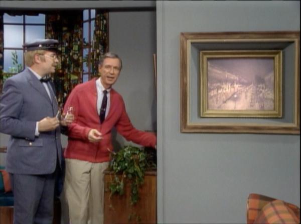 Factory Visits Mister Rogers Neighborhood