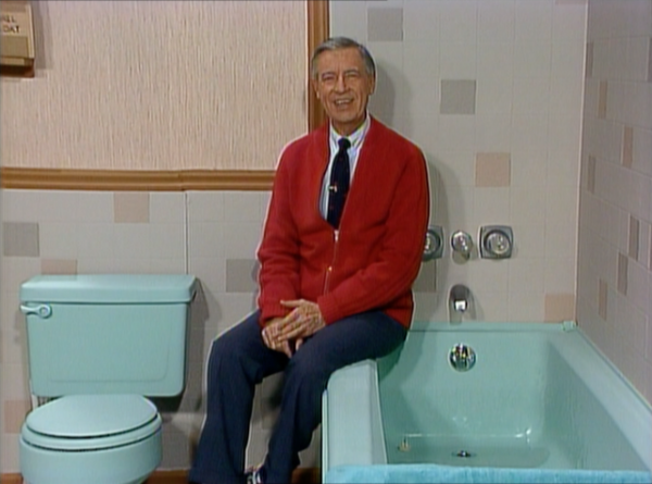 The Television House Mister Rogers Neighborhood