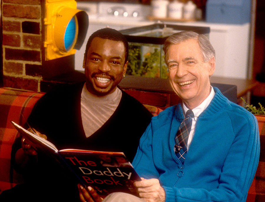 Special Guests Mister Rogers Neighborhood
