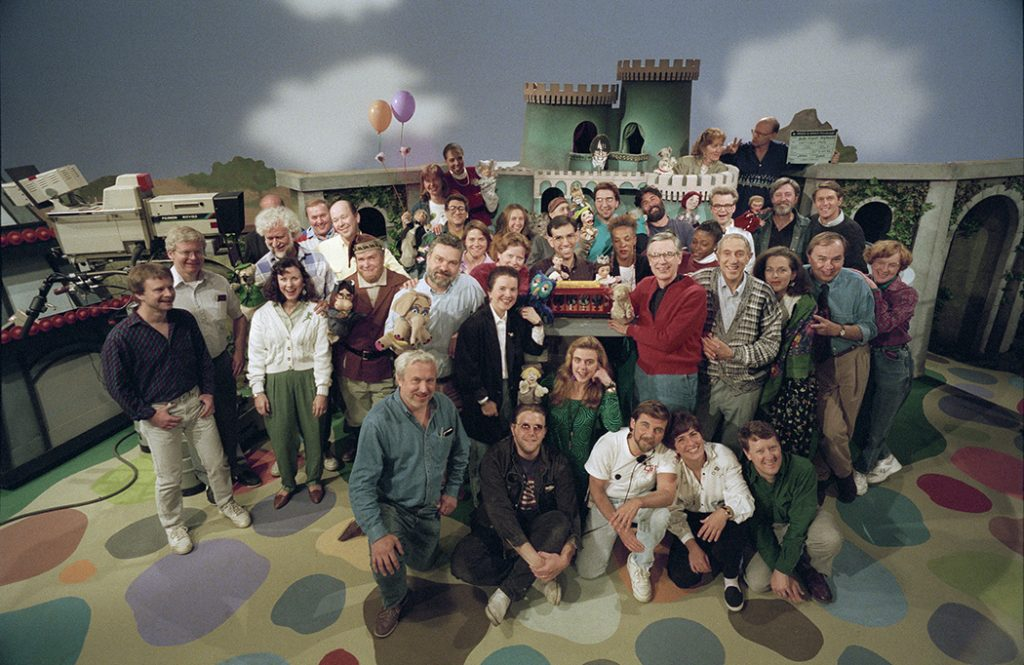 Behind The Scenes Mister Rogers Neighborhood