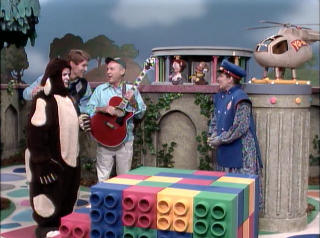 The Neighborhood Of Make Believe Mister Rogers Neighborhood