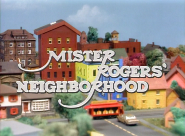 Watch Mister Rogers Neighborhood