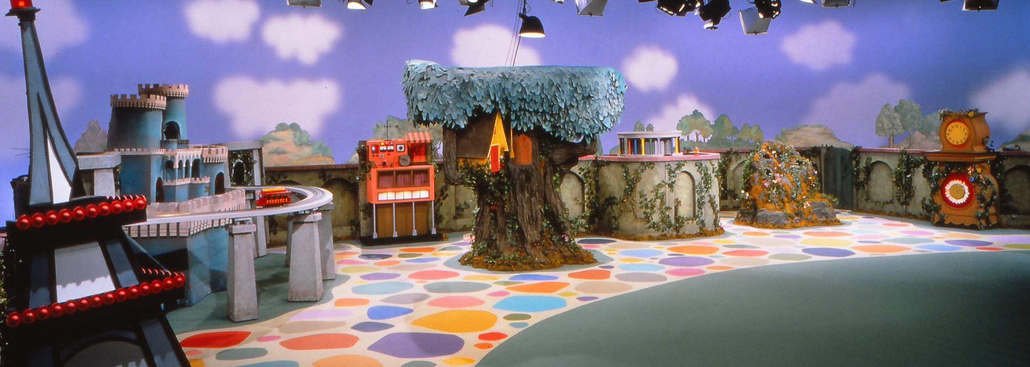 Places Mister Rogers Neighborhood