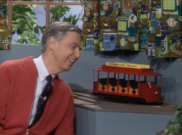 Our Television Neighbor Mister Rogers Neighborhood