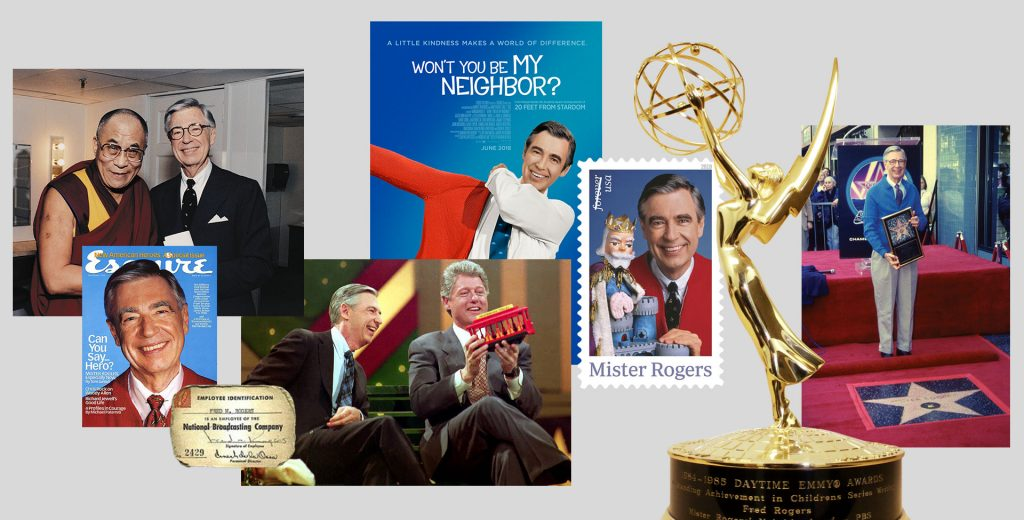 About Fred Rogers Mister Rogers Neighborhood